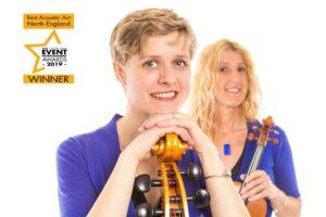 Award Winning String Duo