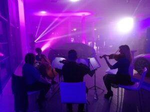 LIve string music newcastle